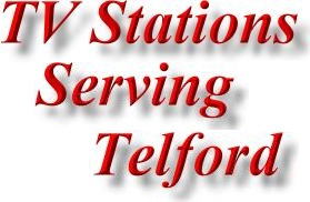 TV News Stations in Telford