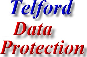 Find Telford Shropshire Computer Data Protection