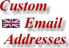 Custom Email - Personal Email Addresses