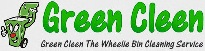 Green Cleen Domestic Wheelie Bin Cleaner, Telford.