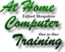 Telford Home Computer Tuition, Home Computer Lessons