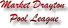 Market Drayton Pool League, Telford, Shropshire