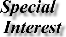 Special Interest Personal Email Addresses - Email Accounts