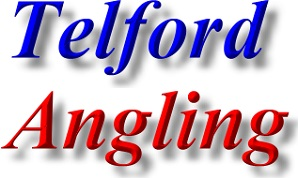 Angling - Fishing in Telford, Shropshire contact details