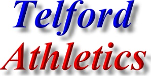 Athletics in Telford, Shropshire contact address