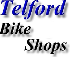 Telford Business Directory Bicycle Shops