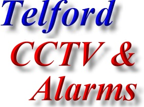 Telford CCTV and Alarm Installation Companies