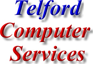 Telford computer shops and services