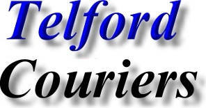 Find Telford couriers phone numbers addresses and websites
