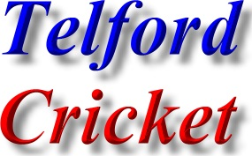Cricket in Telford, Shropshire contact details