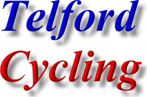 Cycling in Telford, Shropshire contact