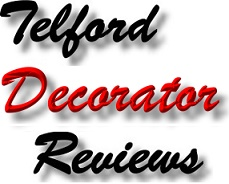 Find Telford decorating company reviews