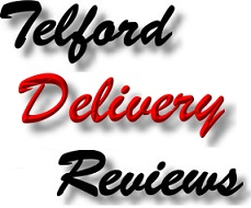 Telford Delivery Service Reviews