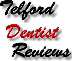 Find Telford dentists reviews