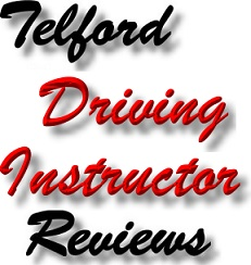 Find Telford driving school reviews