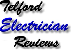 Find Telford electrician reviews