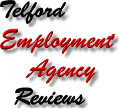 Telford Employment Agency Reviews