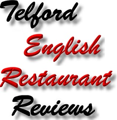 Find Telford English Restaurant Reviews