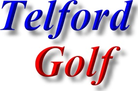 Find Telford golf contact details