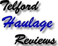 Find Telford Road Haulage Company Reviews
