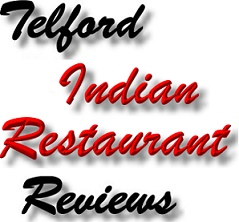 Telford Indian Restaurant Reviews
