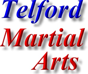 Martial Arts and Self Defence in Telford, Shropshire contact