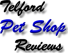 Find Telford Pet Shop Reviews