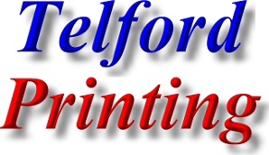 Telford printers and sign writers contact details