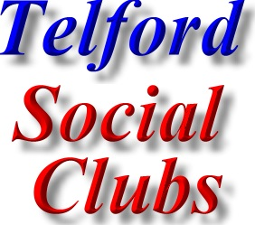 Find Telford Social Clubs contact details