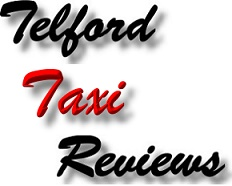 Telford Taxi Company Reviews