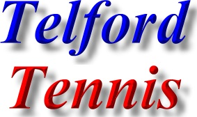 Tennis in Telford, Shropshire contact details