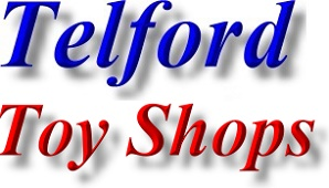 Find Telford toy shops contact details
