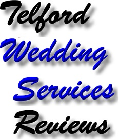 Telford wedding company reviews