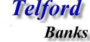Telford banks and building societies