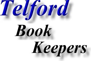 Book Keepers in Telford, Bridgnorth, Shifnal, Newport Shropshire