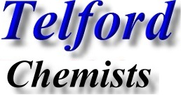 Find Telford chemists contact details