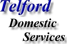 Telford Domestic Cleaning info