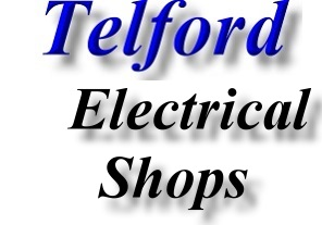 Find Telford electrical shops contact details