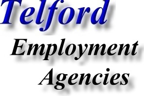 Find Telford employment agency contact details