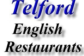Find Telford English resataurant contact details