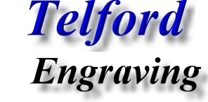 Telford engravers and trophy shop contact details