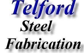 Telford steel fabrication company contact details