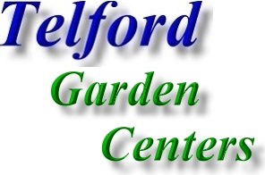 Find Telford garden centers contact details