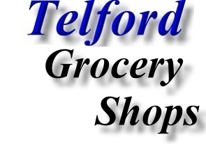 Telford supermarket and grocery shop contact details