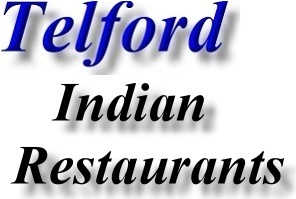 Telford Indian restaurant contact details