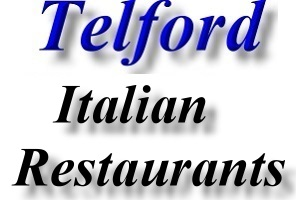 Find Telford Italian restaurant contact details