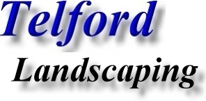 Find Telford landscaping company contact details