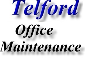 Telford office maintenance contact details