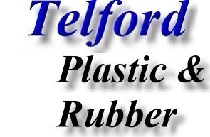 Find Telford plastic and rubber company contact details