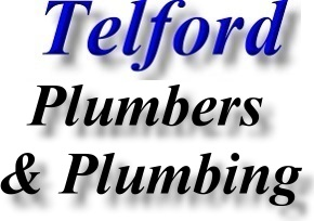 Find Telford plumbers and plumbing contact details